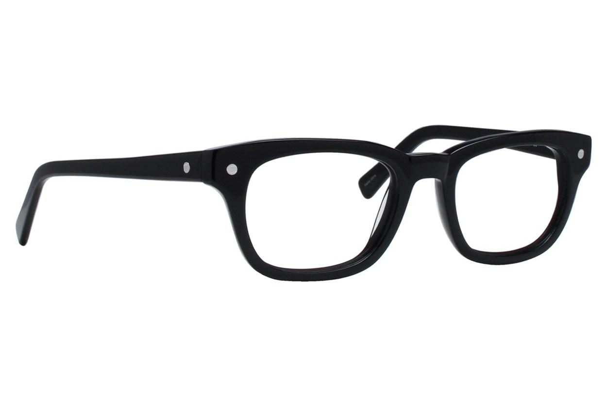 Eco Montreal Black Glasses