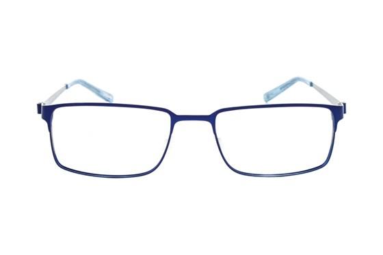 Eco Prague Blue Glasses