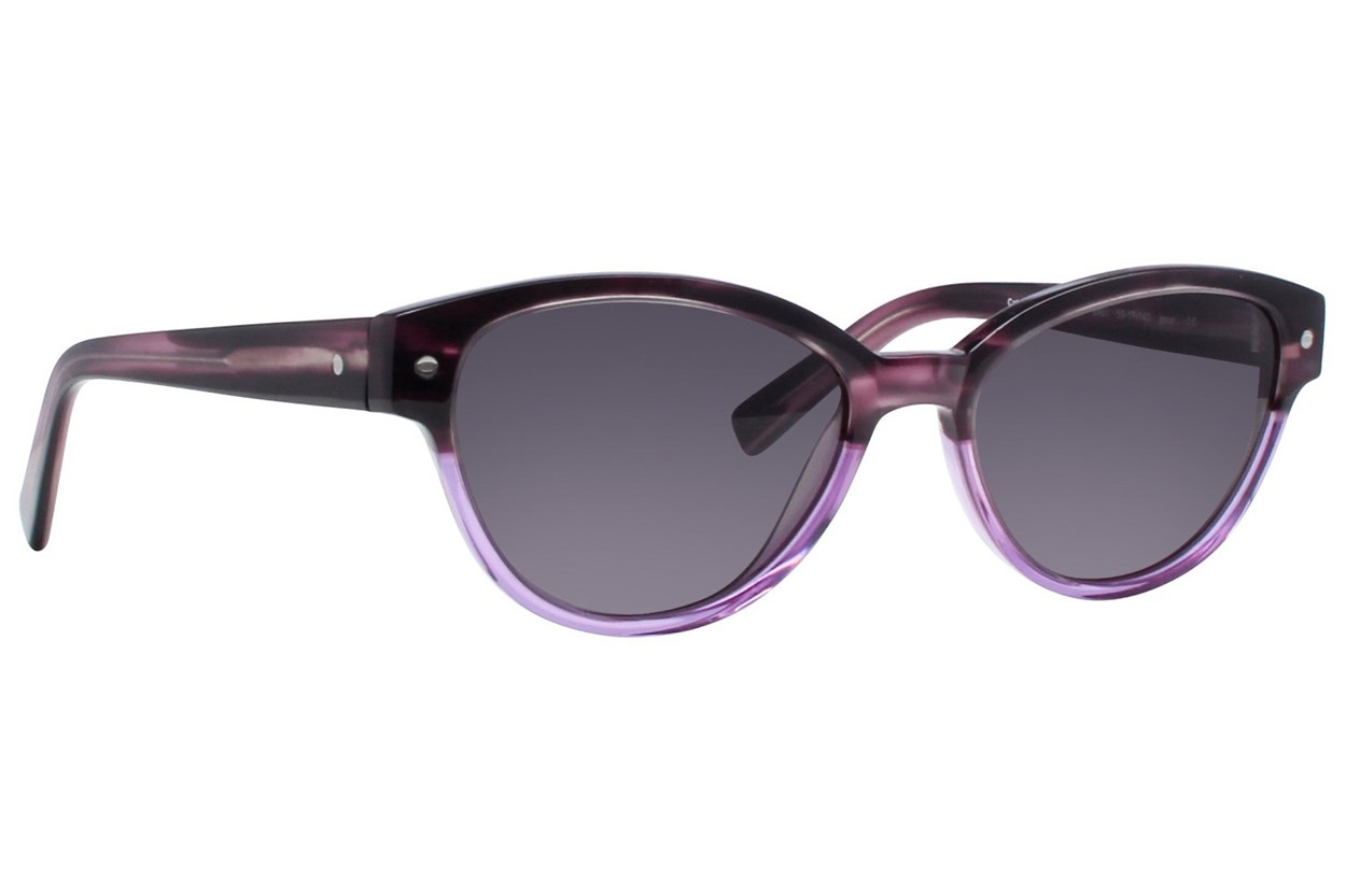 Eco Bali Purple Sunglasses