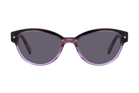 Eco Bali Purple Sunglasses