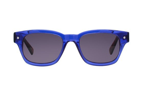 Eco Vail Blue Sunglasses