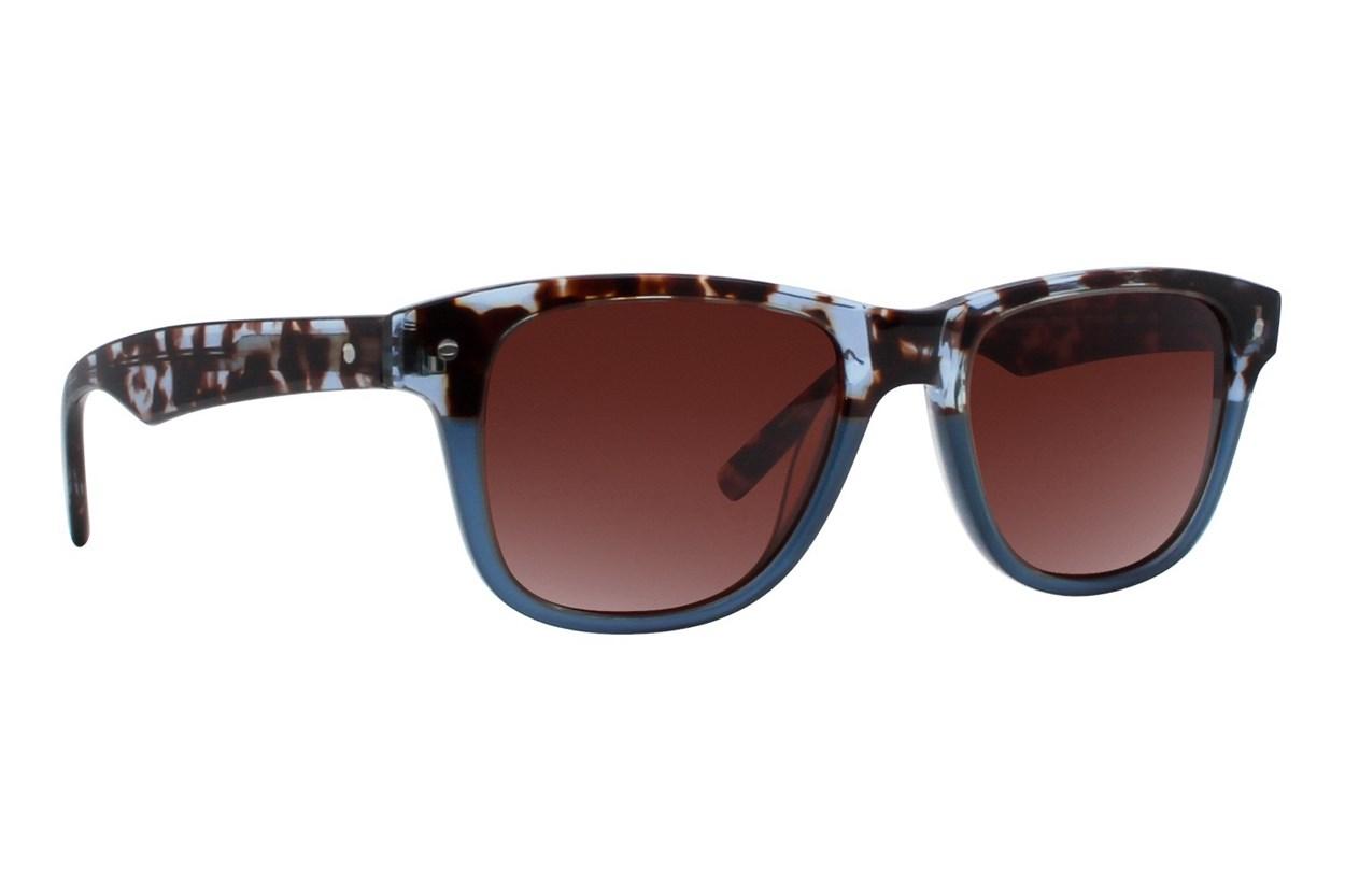 Eco Dallas Blue Sunglasses