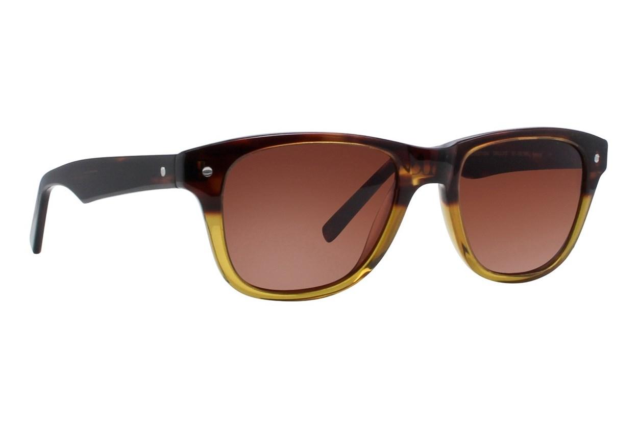 Eco Dallas Brown Sunglasses