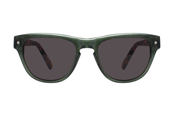 Eco Toronto Green Sunglasses