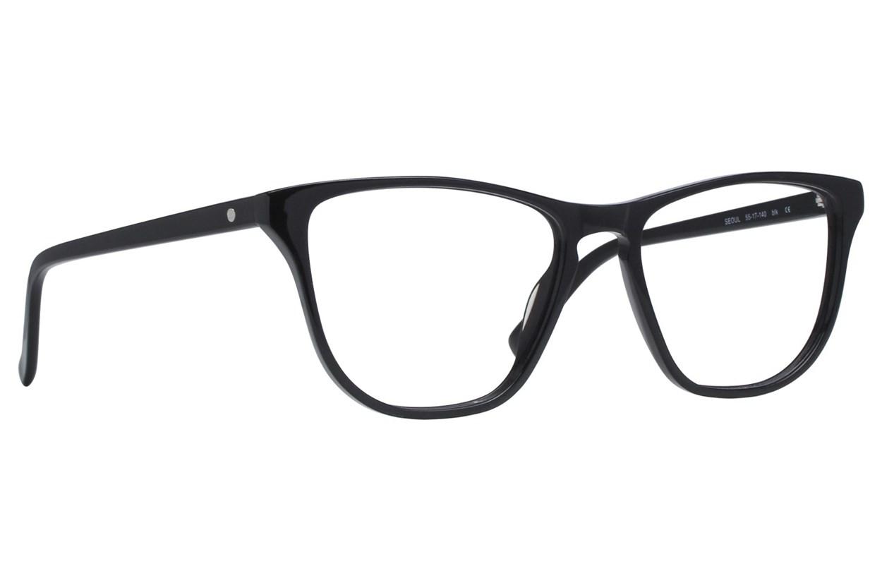 Eco Seoul Black Glasses