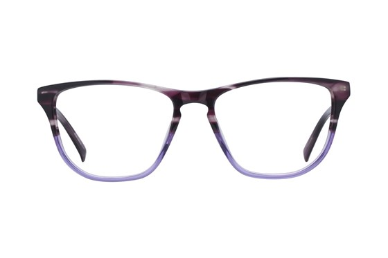 Eco Seoul Purple Glasses