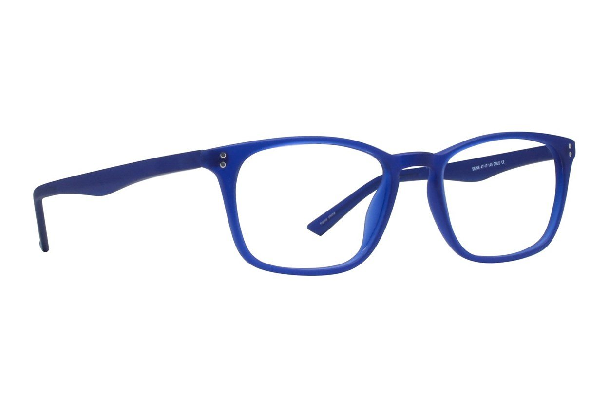 Eco Seine Blue Glasses