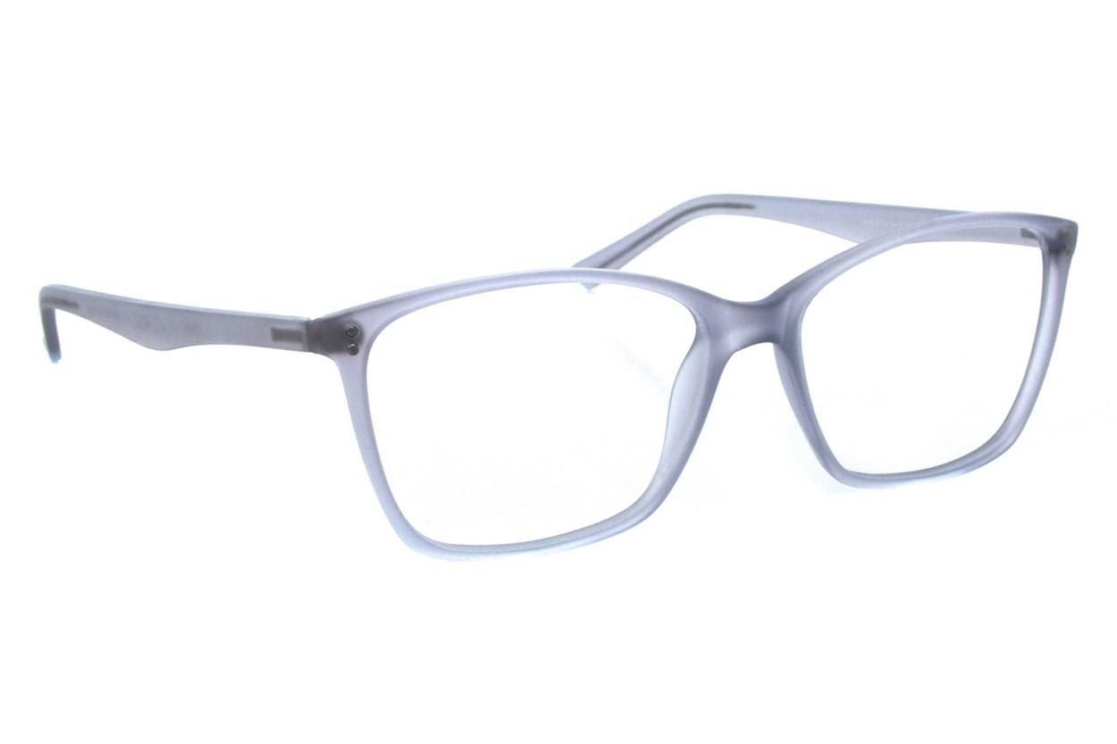 Eco Wheaton Turquoise Glasses