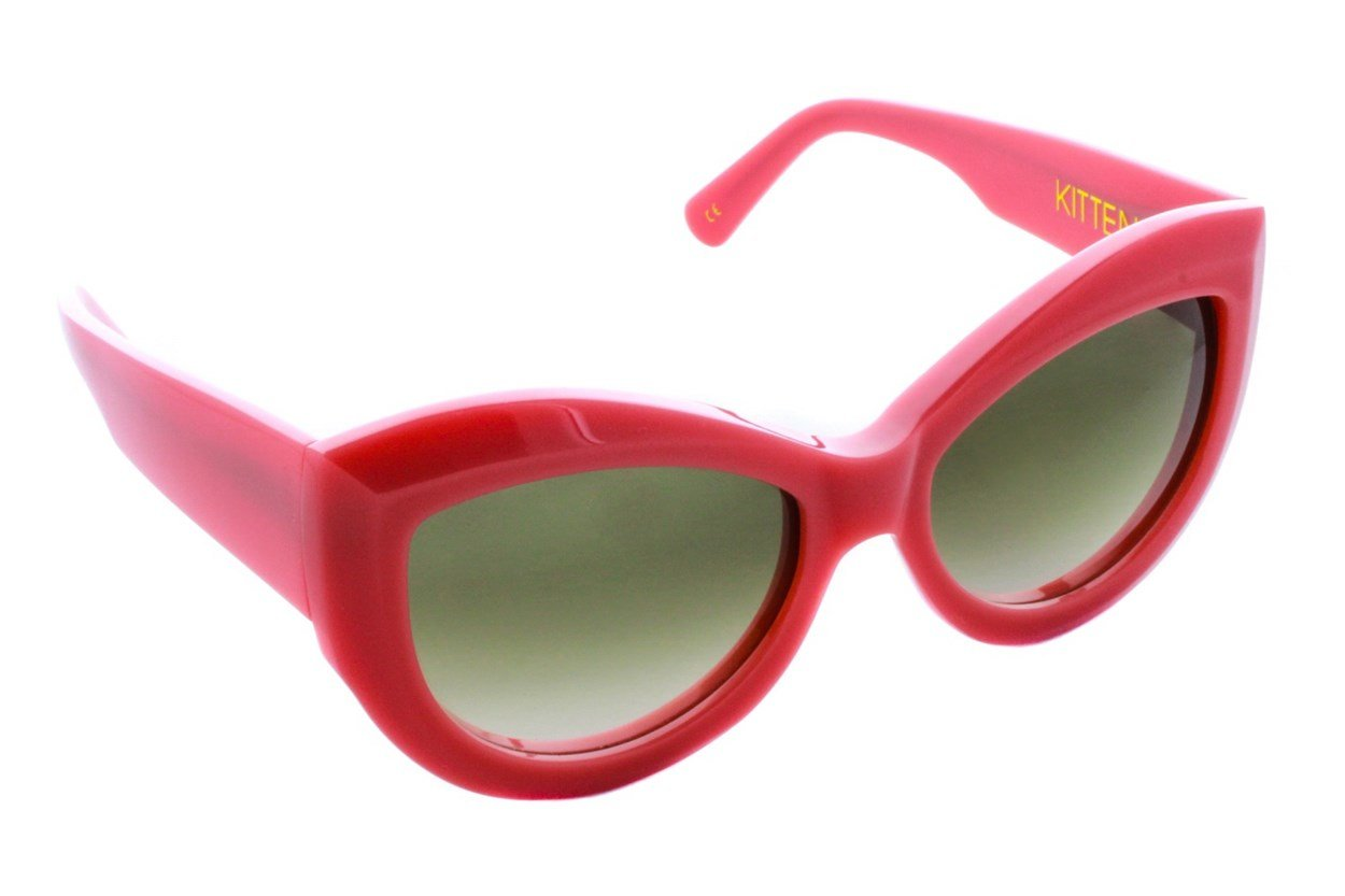 Wildfox Kitten Sunglasses - Orange