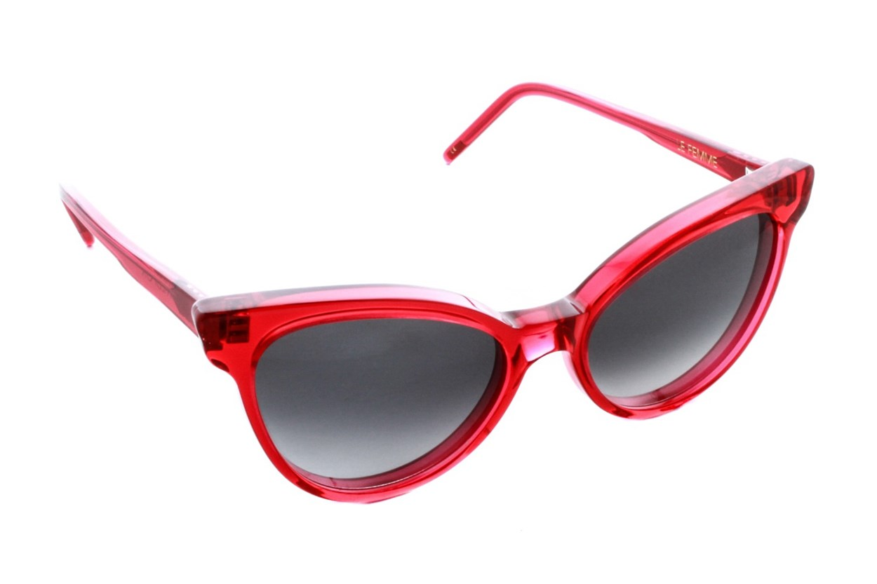 Wildfox Le Femme Sunglasses - Red