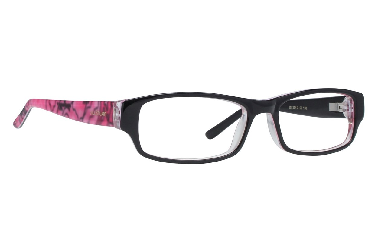 Jill Stuart JS 294 Black Glasses