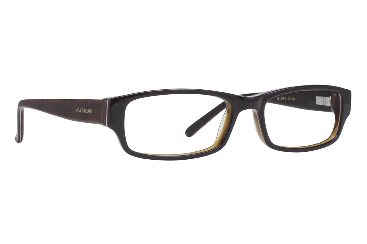 Jill Stuart JS 294 Brown Glasses