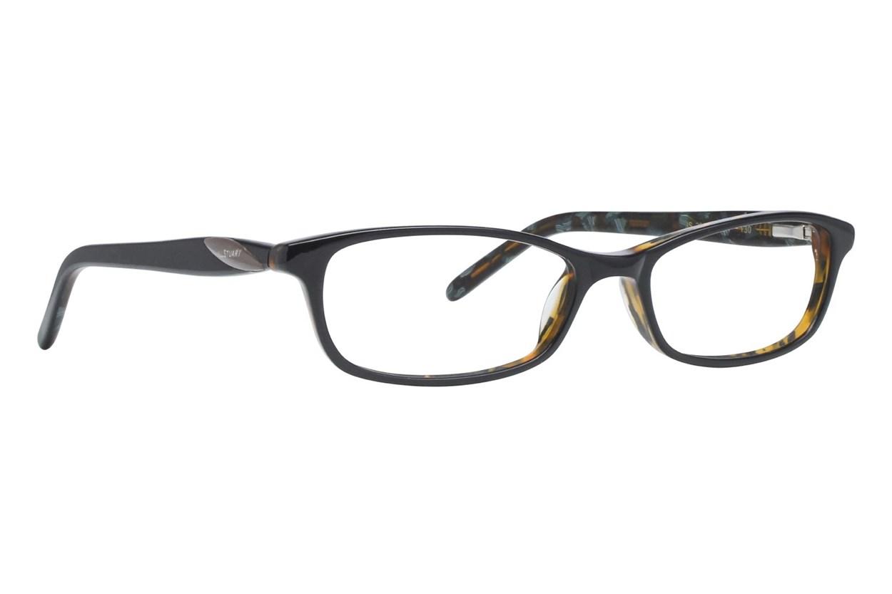 Jill Stuart JS 295 Black Glasses