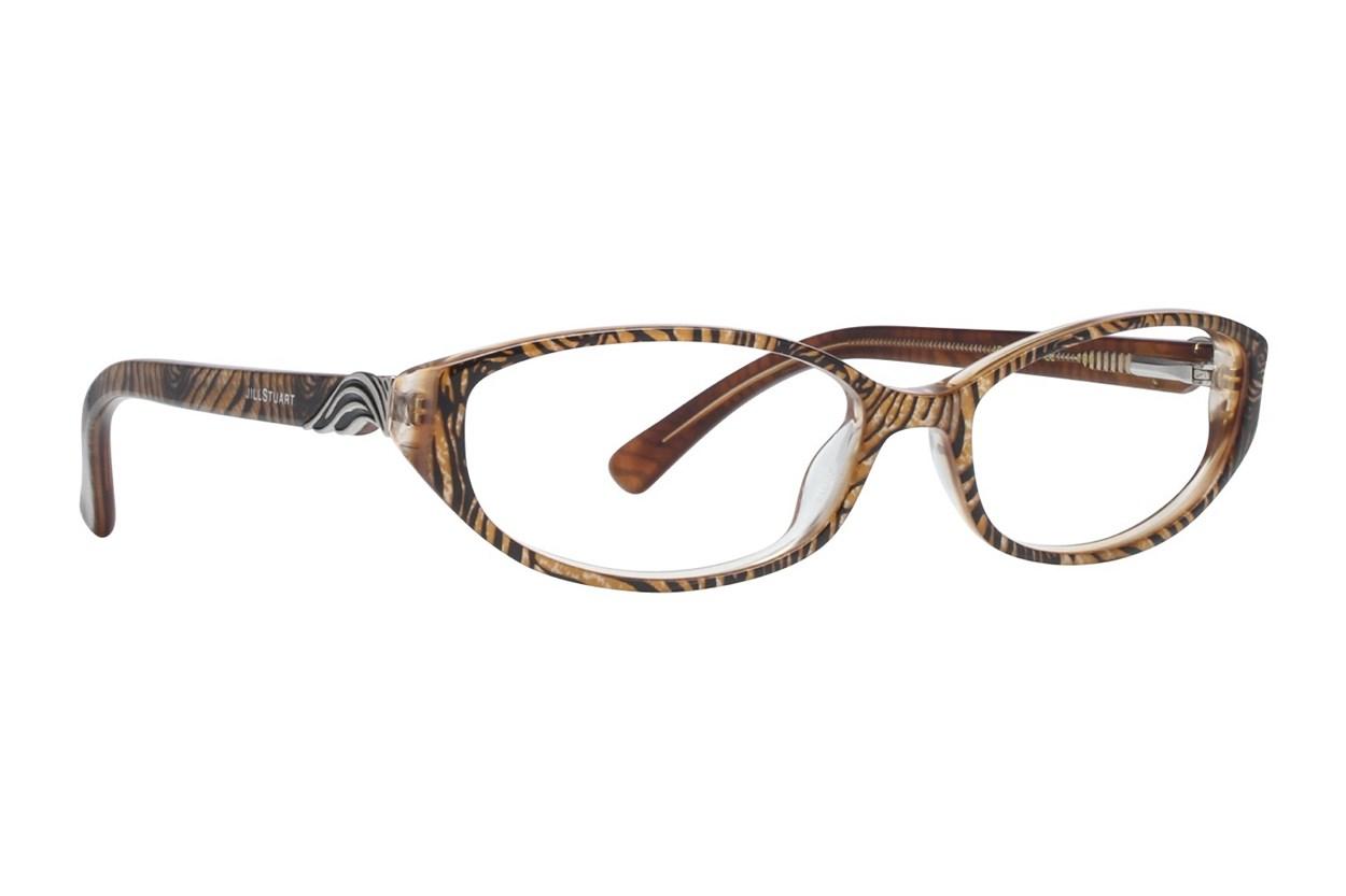 Jill Stuart JS 298 Brown Glasses