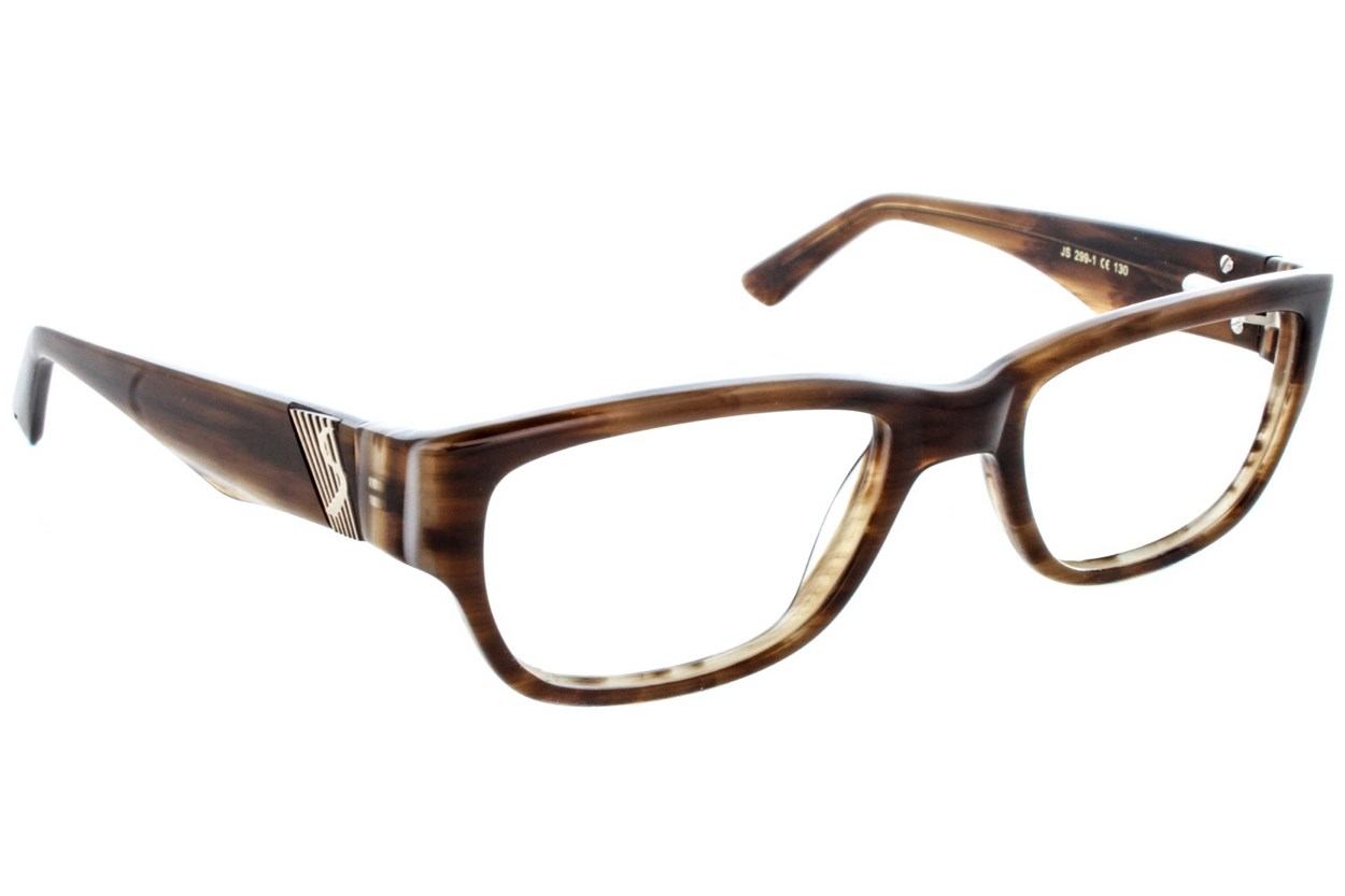Jill Stuart JS 299 Brown Glasses