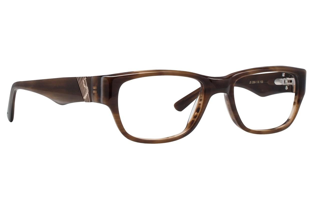 Jill Stuart JS 299 Brown Glasses