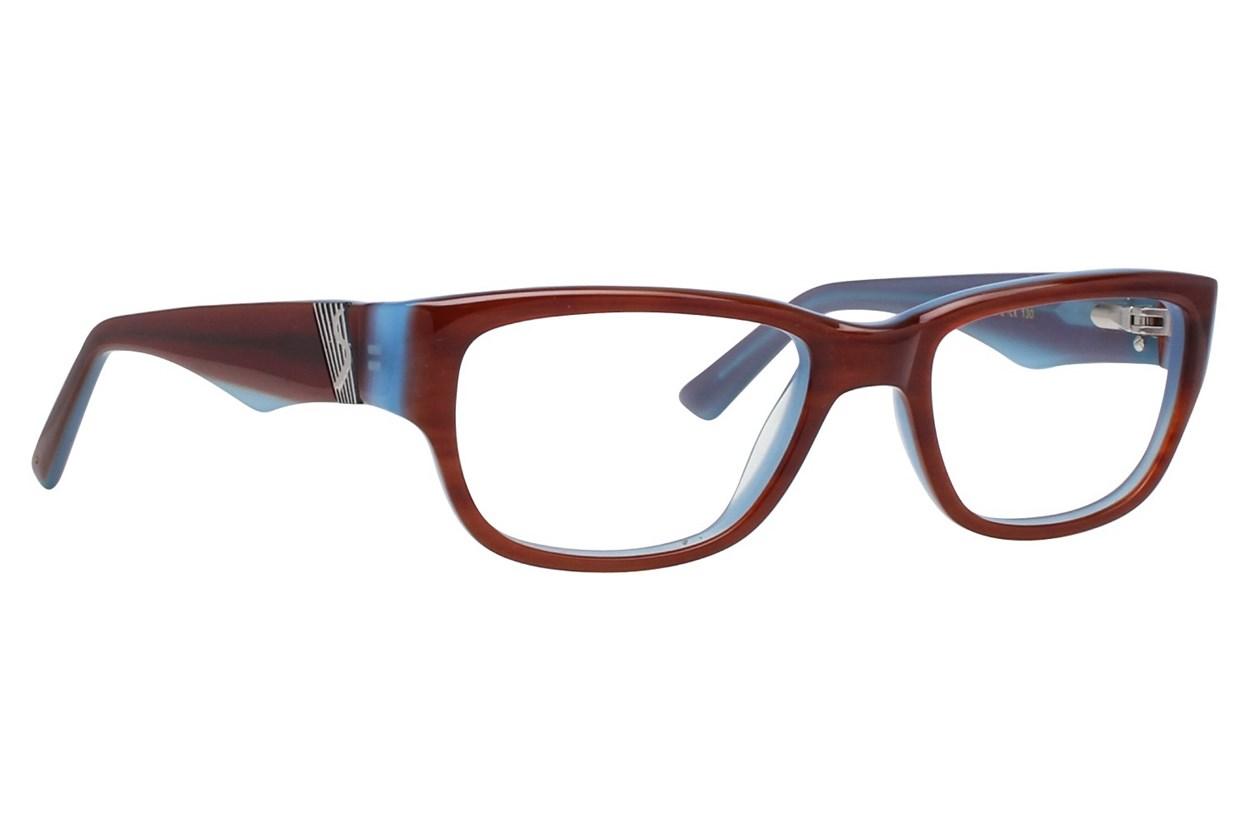 Jill Stuart JS 299 Red Glasses