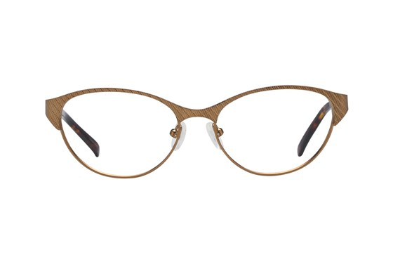Jill Stuart JS 302 Brown Glasses