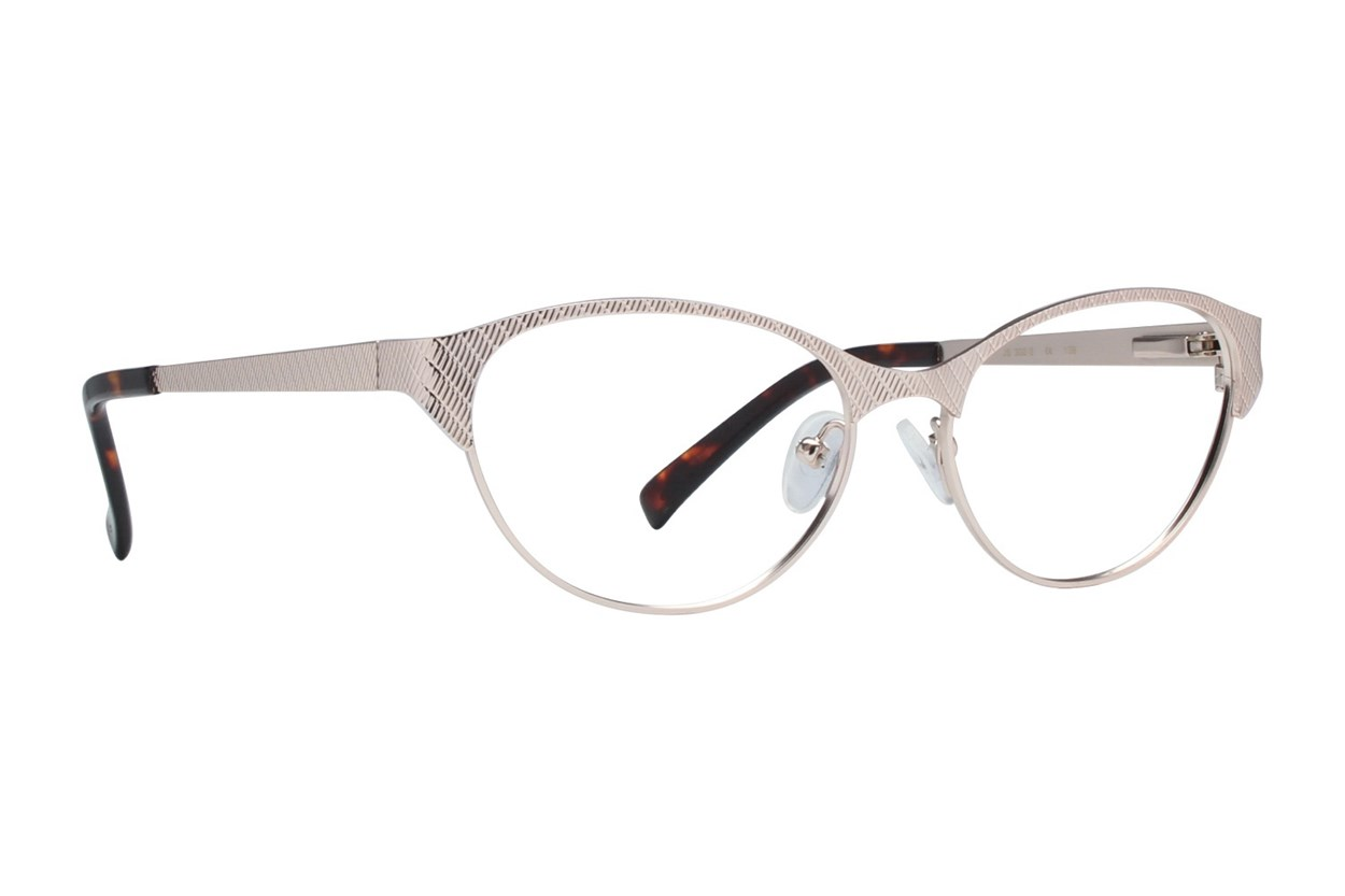 Jill Stuart JS 302 Gold Glasses