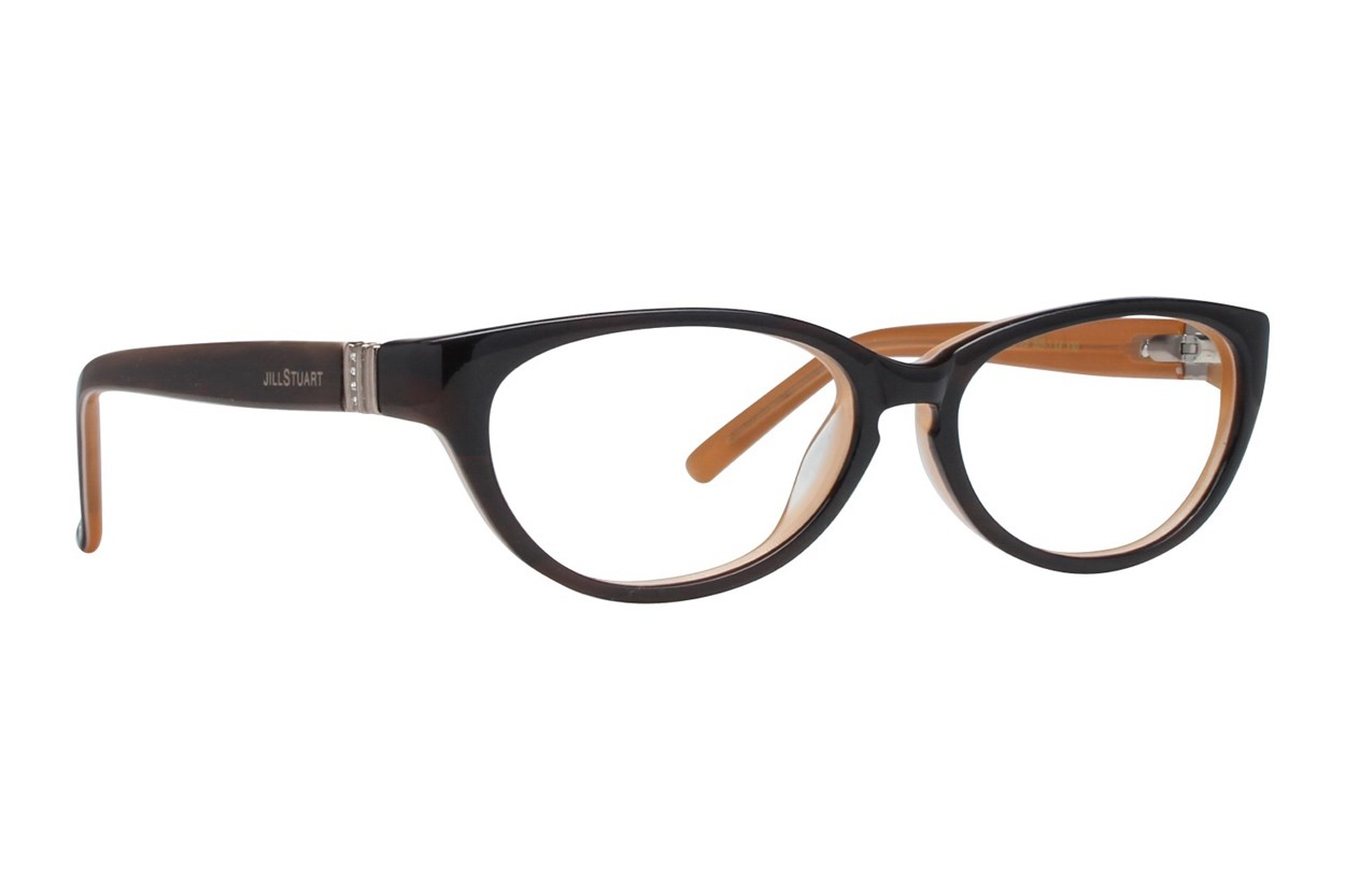 Jill Stuart JS 309 Brown Glasses