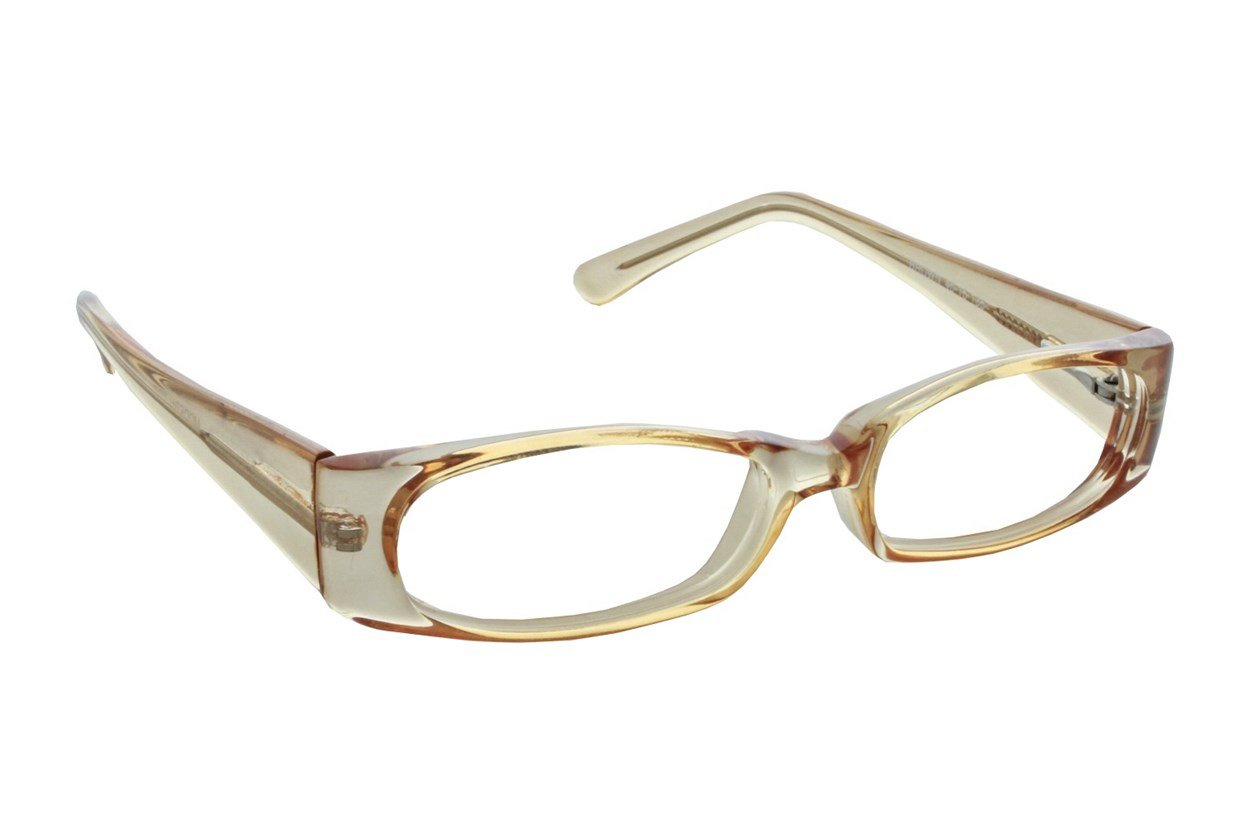 Lunettos Erika Eyeglasses - Brown