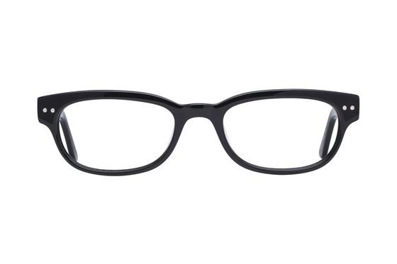 Lunettos Lynx Black Glasses