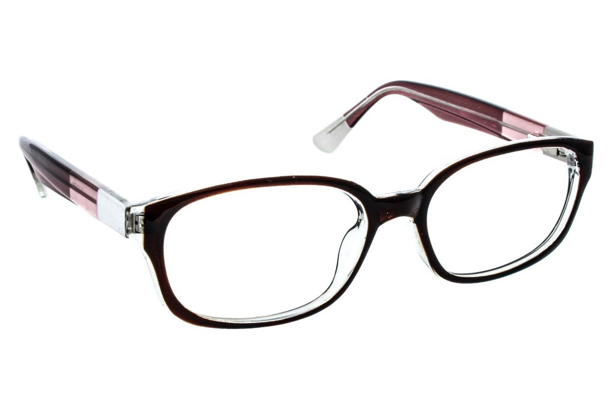 Lunettos Madison Brown Glasses