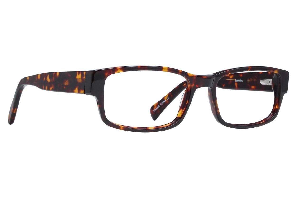 Lunettos Taylor Tortoise Glasses
