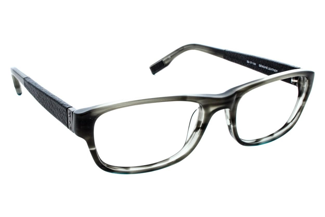 TUMI T304 Gray Glasses