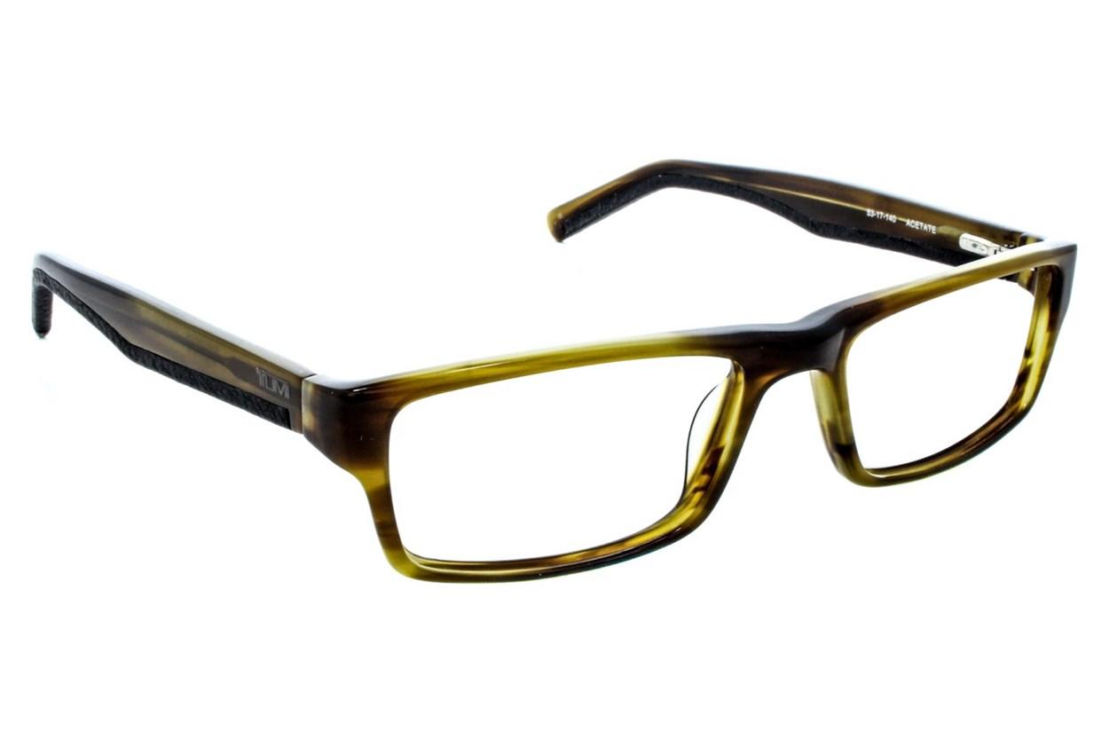 TUMI T305 Green Glasses