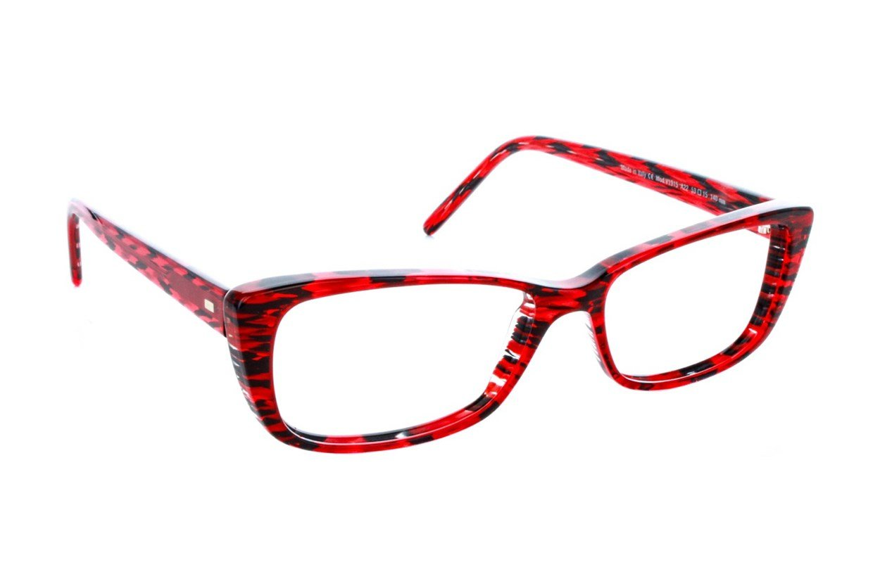 Vanni V1915 Red Glasses