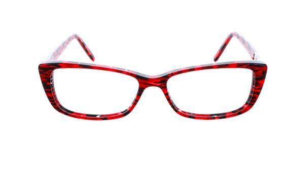 Vanni V1915 Red Glasses
