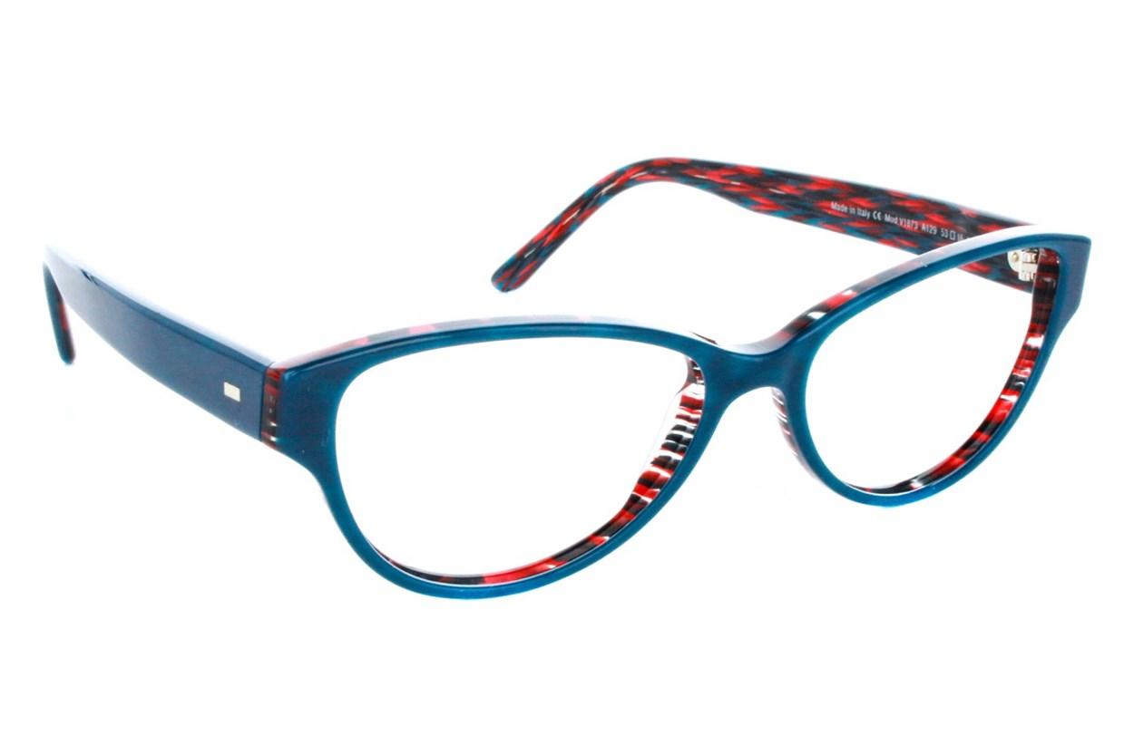 Vanni V1873 Turquoise Glasses