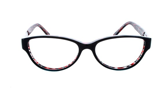 Vanni V1873 Black Glasses