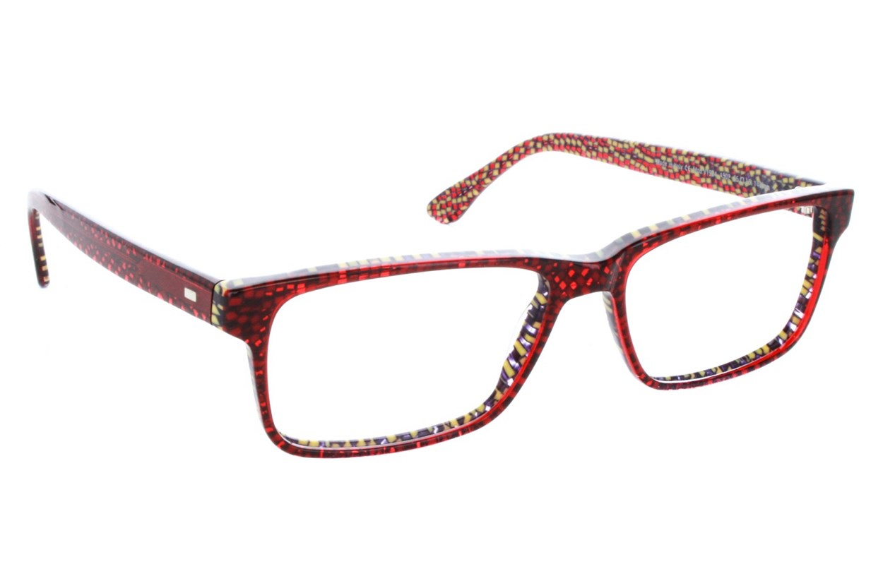 Vanni V1924 Red Glasses