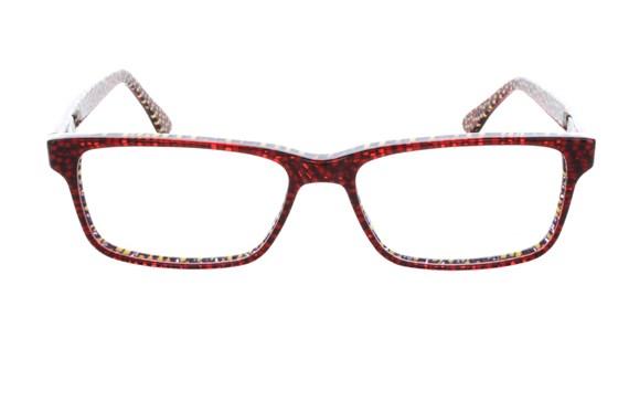 Vanni V1924 Red Glasses