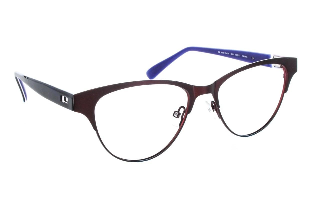 Vanni V8431 Purple Glasses