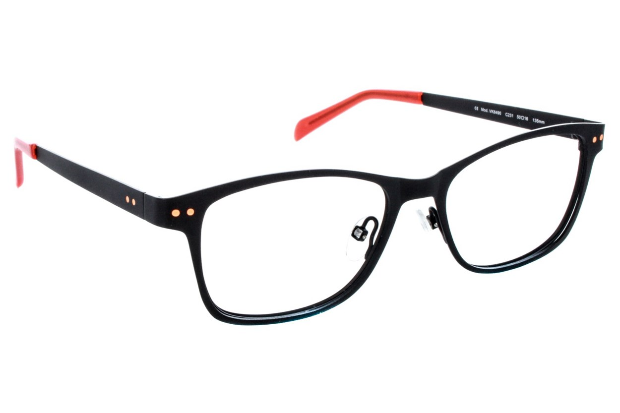 Vanni VK8490 Black Glasses