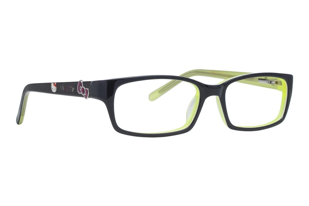Hello Kitty HK239 Black Glasses