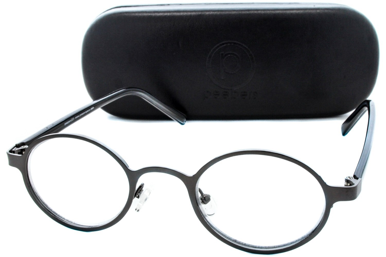 peepers silver chic reading glasses dealtrend