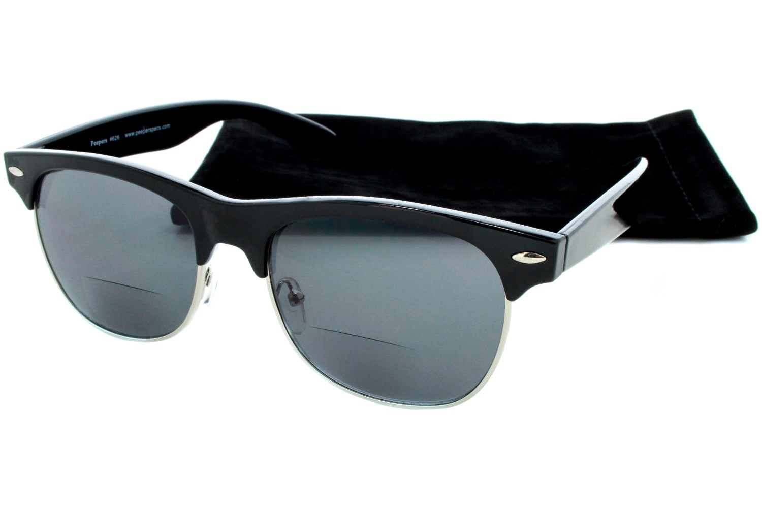 7a3d4add4c  19.95 More Details · Peepers Havana Mens Bifocal Sun Reading Glasses