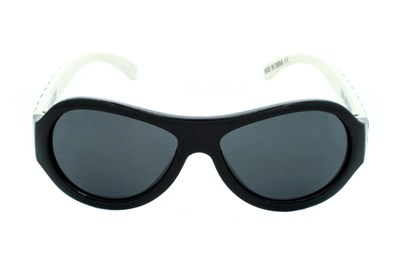 Babiators Polarized Sunglasses for Babies - Pattern Black