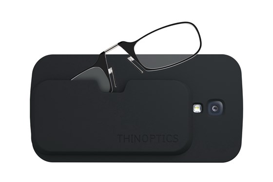 ThinOPTICS Reading Glasses with Phone Case Bundle ReadingGlasses