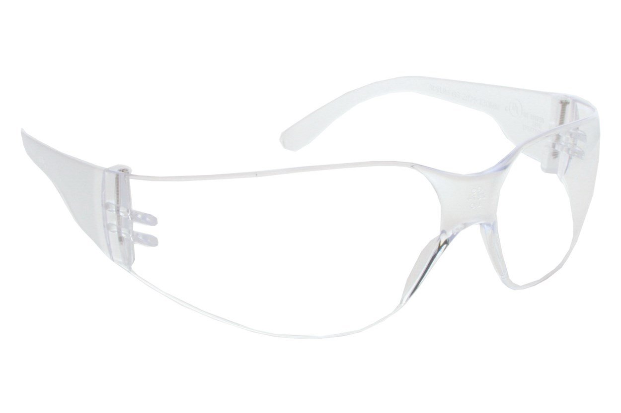 Amcon Starlite - SM Safety Glasses - Clear Clear ProtectiveEyewear