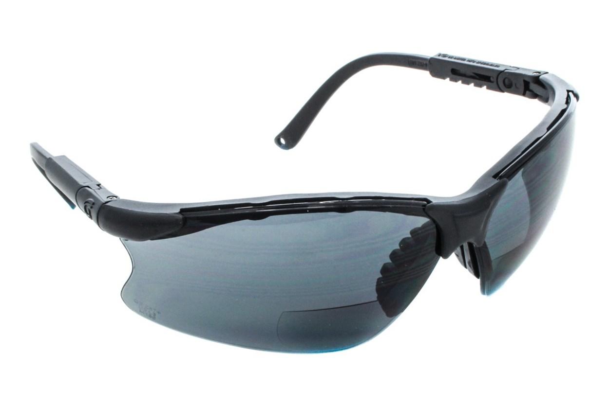 Amcon Scorpion Mag Bifocal Safety Glasses Black ProtectiveEyewear
