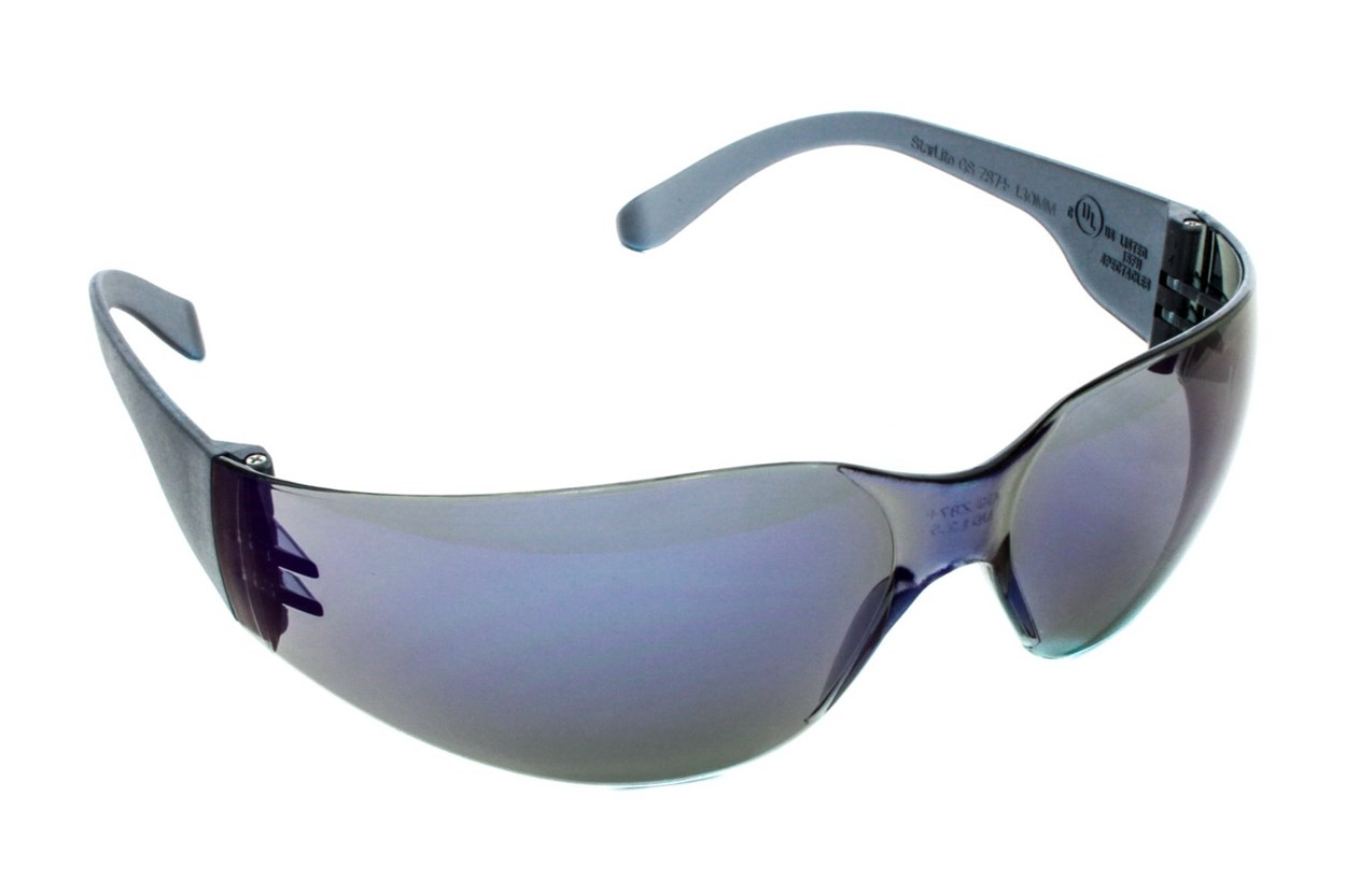 Amcon StarLite Originals Safety Glasses (Small) Black ProtectiveEyewear