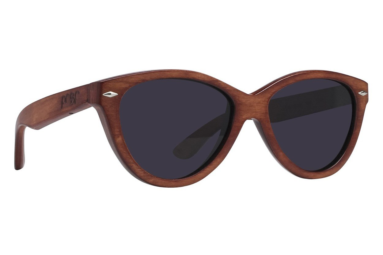 Proof McCall Mahogany Red Sunglasses