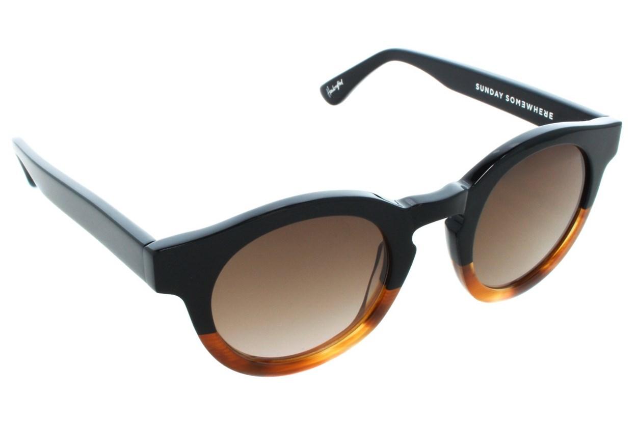 Sunday Somewhere Soelae Black Sunglasses