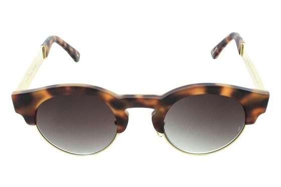 Sunday Somewhere Soelae Metal Tortoise Sunglasses