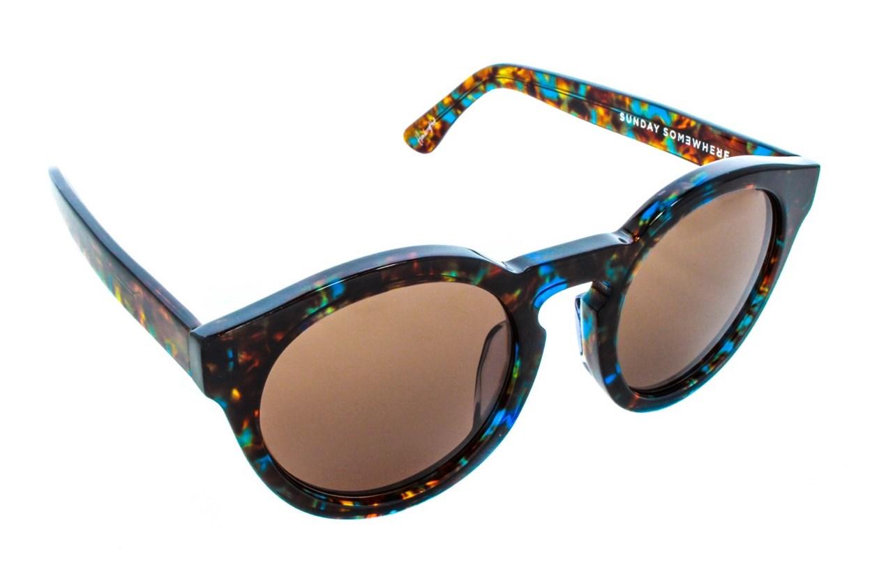 Sunday Somewhere Kiteys Tortoise Sunglasses